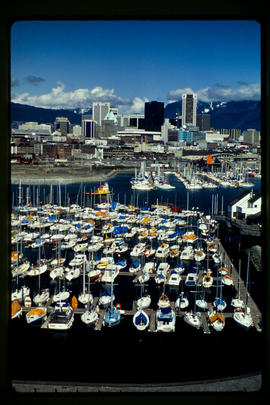 False Creek Marina, Vancouver