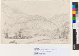 View On Fraser River: Kanaka Bar, 47 M From Yale.