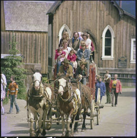 Stagecoach Barkerville