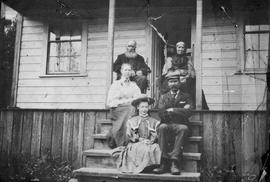 Mr. and Mrs. John F. Gosnell and their family.
