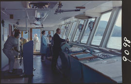 Captain On Bridge, Queen Of Prince Rupert
