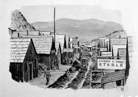 "Barkerville, The ""Capitol [Sic] Of The Cariboo,"" #11"