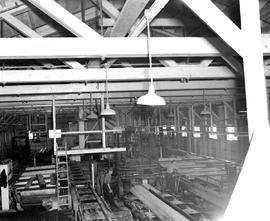 Sawmill Equipment- Double Wicks Kent Gang