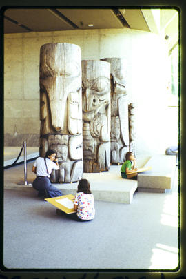 Anthropology Museum, UBC, Vancouver.