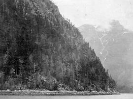Near Bella Coola.