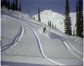 Skiing In Glacier National Park