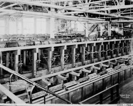 """Primary M.S. machines, CMS Co. concentrator, Kimberley BC."""