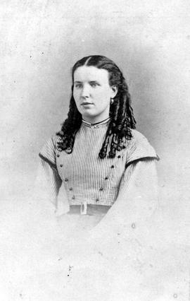 "Mrs. William Lawson, nee Louise MacDonald; drowned on the ""Pacific"" in 1874."