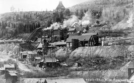 """Centre Star Mine, Rossland, BC."""