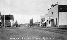 """North Front Street, Quesnel."""
