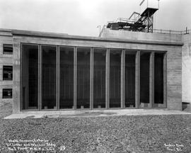 """Intake screens, exterior air cooler and washer builing, no. 3 plant, W.K.P. and L. Company&..."