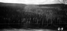 """Halfway River Indian Reserve no. 168""; Pacific Great Eastern Railway lands survey of r..."