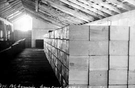 Richmond; BC Canneries; Cans Cased For Shipment