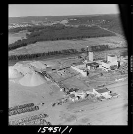 Forest Service; Prince George pulp and paper mill