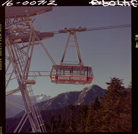 Grouse Mountain Sky Ride N. Vancouver