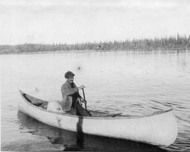 Homby on Great Slave Lake, after a starving winter.