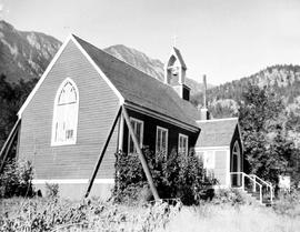 Anglican Church of St. Mary the Virgin; Lillooet.