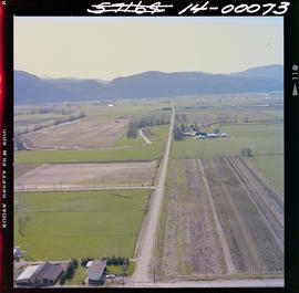 Aerial Of The Upper Fraser Valley