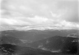 Goose Mountain survey photograph