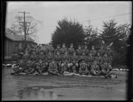 259th Battalion Officers