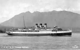 """CPR SS Princess Kathleen""; Vancouver."
