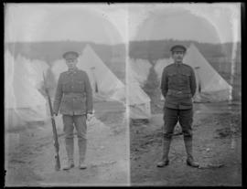 Soldiers of the Canadian Siberian Expeditionary Force