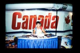 """Canada"" Information Stand"