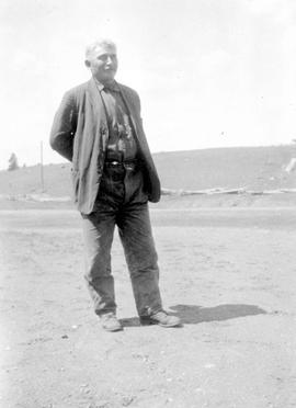 Duncan McKinlay of Lac La Hache; son of Archibald McKinlay, Hudson's Bay Company factor.