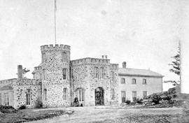 Government House, Cary Castle; Victoria.