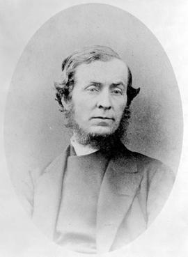Alexander Charles Garrett; Anglican missionary 1859-1869, and afterwards, was first Bishop of Dal...