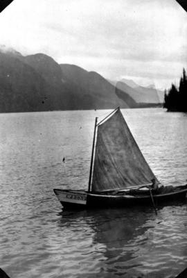 C. Johnson's Fishboat From Mctavish Cannery, Rivers Inlet