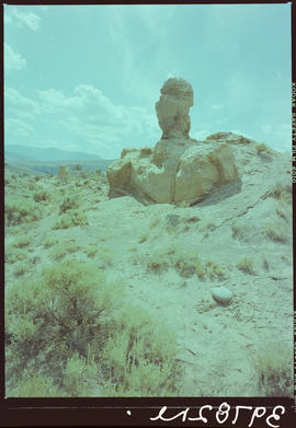 Rock Formations Near Ashcroft