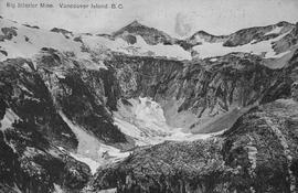 """Big Interior Mine, Vancouver, Island, BC""; geological survey of Canada."