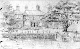 Ivy Lodge, Mickleover [Showing House And Grounds]