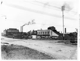 Albion Iron Works, Victoria; Chatham and Government Streets; looking west on Chatham, Government ...