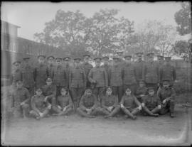 Canadian Siberian Expeditionary Force group