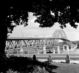 Pattullo Bridge, New Westminster