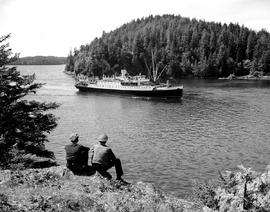 S.S. Princess Norah At Tofino