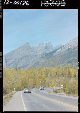 Highway 3 At Fernie