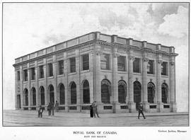 """Royal Bank of Canada, East End Branch"""