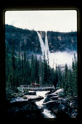 Twin Falls, Yoho National Park