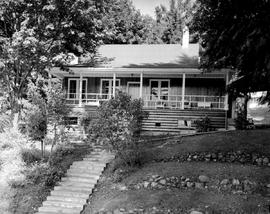 The Cox Home On Shawnigan Lake.