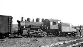 0-6-0 National Harbours Board Switcher 202