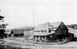 """100 Mile Lodge, Cariboo Road, BC."""
