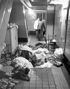 The last of the laundry; official closing of Colquitz Mental Hospital, Victoria; later the facili...