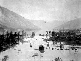 A Flood At Nelson.