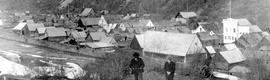 View Of Barkerville