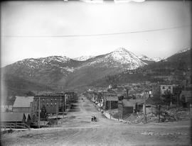 Rossland from the east.