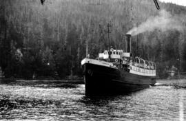 The SS Camosun.
