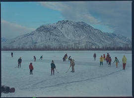 Outdoor Skating, Kamloops